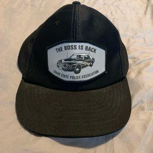 Idaho State Police Association SnapBack hat